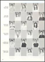 1990 Clyde High School Yearbook Page 36 & 37