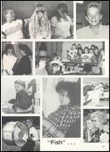 1990 Clyde High School Yearbook Page 38 & 39