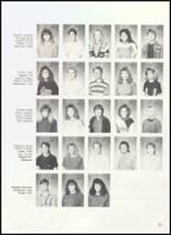 1990 Clyde High School Yearbook Page 42 & 43