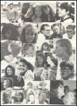 1990 Clyde High School Yearbook Page 44 & 45