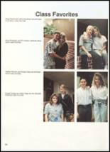 1990 Clyde High School Yearbook Page 46 & 47