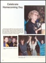 1990 Clyde High School Yearbook Page 50 & 51