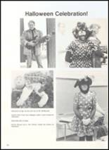 1990 Clyde High School Yearbook Page 66 & 67