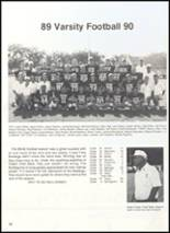 1990 Clyde High School Yearbook Page 68 & 69