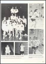 1990 Clyde High School Yearbook Page 72 & 73