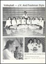 1990 Clyde High School Yearbook Page 74 & 75