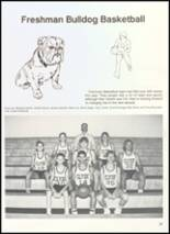 1990 Clyde High School Yearbook Page 78 & 79