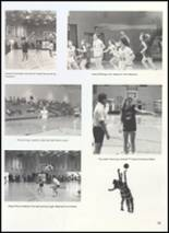 1990 Clyde High School Yearbook Page 80 & 81