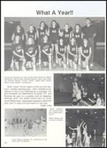 1990 Clyde High School Yearbook Page 82 & 83
