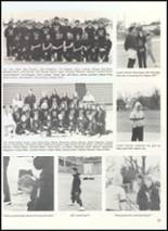 1990 Clyde High School Yearbook Page 84 & 85