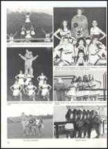 1990 Clyde High School Yearbook Page 90 & 91