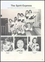 1990 Clyde High School Yearbook Page 92 & 93