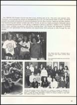 1990 Clyde High School Yearbook Page 98 & 99