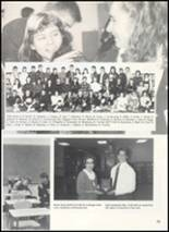 1990 Clyde High School Yearbook Page 100 & 101