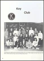 1990 Clyde High School Yearbook Page 102 & 103