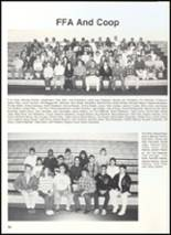 1990 Clyde High School Yearbook Page 108 & 109