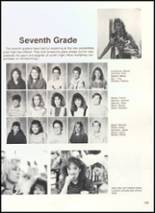 1990 Clyde High School Yearbook Page 116 & 117
