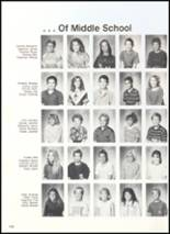 1990 Clyde High School Yearbook Page 130 & 131