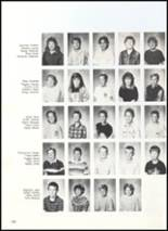 1990 Clyde High School Yearbook Page 132 & 133
