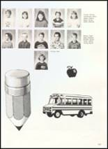 1990 Clyde High School Yearbook Page 152 & 153