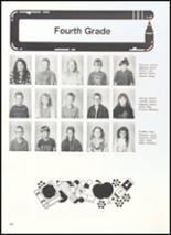 1990 Clyde High School Yearbook Page 166 & 167
