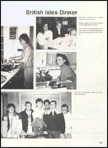 1990 Clyde High School Yearbook Page 170 & 171