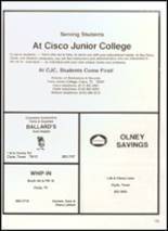 1990 Clyde High School Yearbook Page 176 & 177
