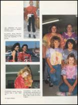 1989 Locust Grove High School Yearbook Page 16 & 17