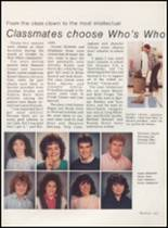 1989 Locust Grove High School Yearbook Page 22 & 23