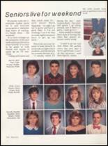 1989 Locust Grove High School Yearbook Page 26 & 27