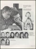 1989 Locust Grove High School Yearbook Page 34 & 35