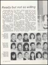 1989 Locust Grove High School Yearbook Page 36 & 37