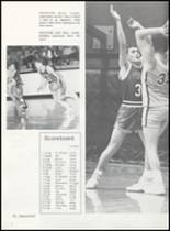 1989 Locust Grove High School Yearbook Page 74 & 75
