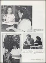 1989 Locust Grove High School Yearbook Page 106 & 107