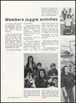 1989 Locust Grove High School Yearbook Page 110 & 111