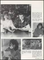 1989 Locust Grove High School Yearbook Page 124 & 125