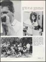 1989 Locust Grove High School Yearbook Page 126 & 127