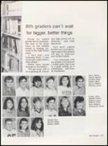 1989 Locust Grove High School Yearbook Page 132 & 133