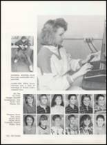 1989 Locust Grove High School Yearbook Page 134 & 135