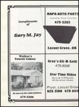 1989 Locust Grove High School Yearbook Page 206 & 207