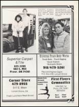 1989 Locust Grove High School Yearbook Page 232 & 233