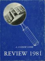 1981 Yearbook Reitz Memorial High School