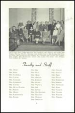1951 National Cathedral School Yearbook Page 12 & 13