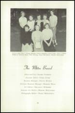 1951 National Cathedral School Yearbook Page 14 & 15