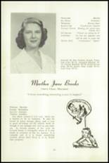 1951 National Cathedral School Yearbook Page 18 & 19