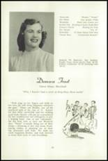 1951 National Cathedral School Yearbook Page 26 & 27