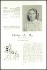 1951 National Cathedral School Yearbook Page 30 & 31