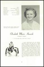 1951 National Cathedral School Yearbook Page 32 & 33