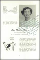 1951 National Cathedral School Yearbook Page 36 & 37