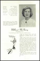 1951 National Cathedral School Yearbook Page 44 & 45